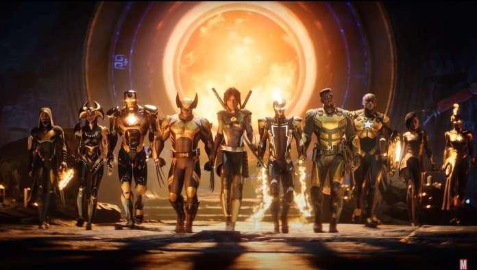 Marvel's Midnight Suns Revealed First Trailer On Huge level