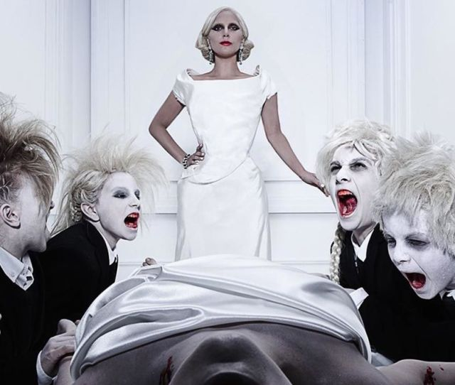 The  Most Terrifying Monsters In American Horror Story History Ranked Syfy Wire