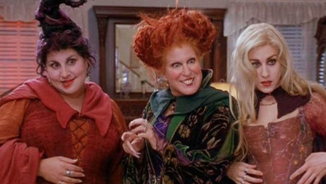 Kathy Najimy Shares The Secrets Of Hocus Pocus To Celebrate Its 25th Anniversary Syfy Wire