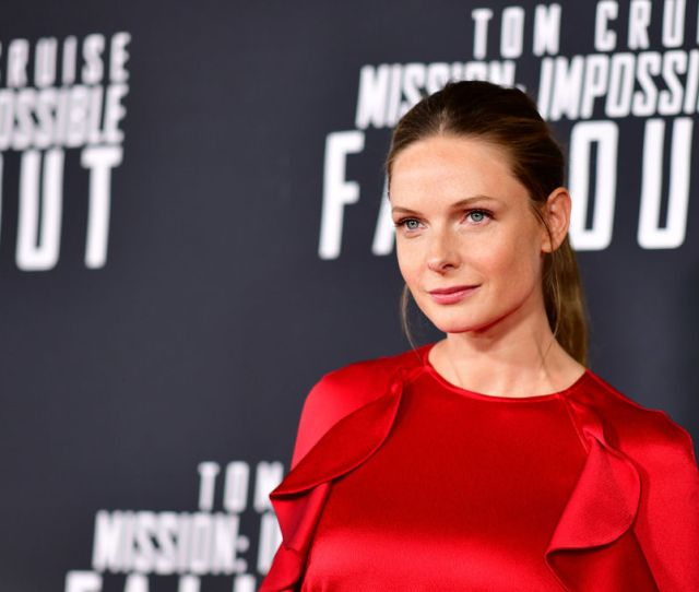 Mission Impossible Breakout Rebecca Ferguson In Talks To Co Star In Dune Syfy Wire