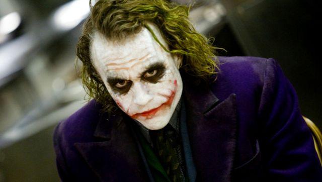 Hasil gambar untuk heath ledger joker