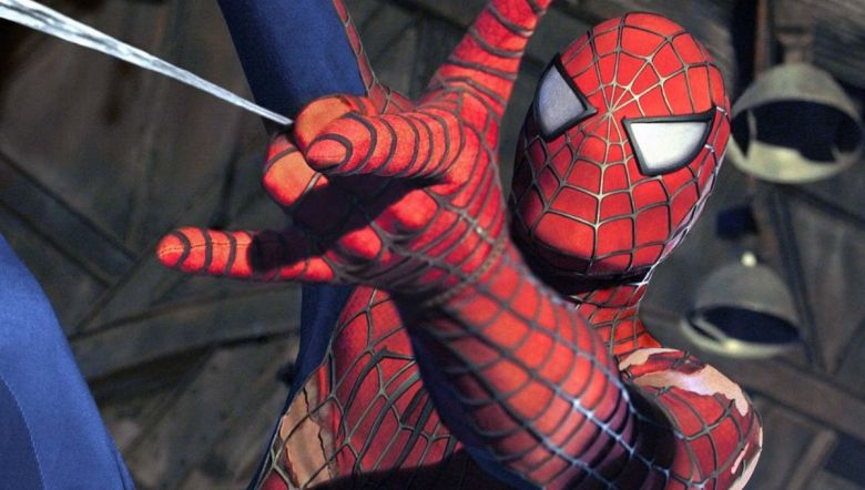 Image result for Sam Raimi's Spider-Man Suit