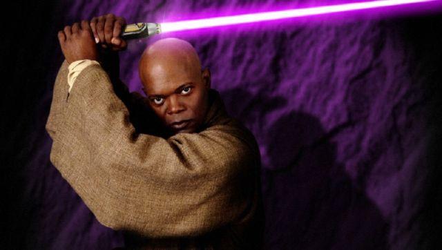 Star Wars' Mace Windu is honored as part of Black History Month's ...