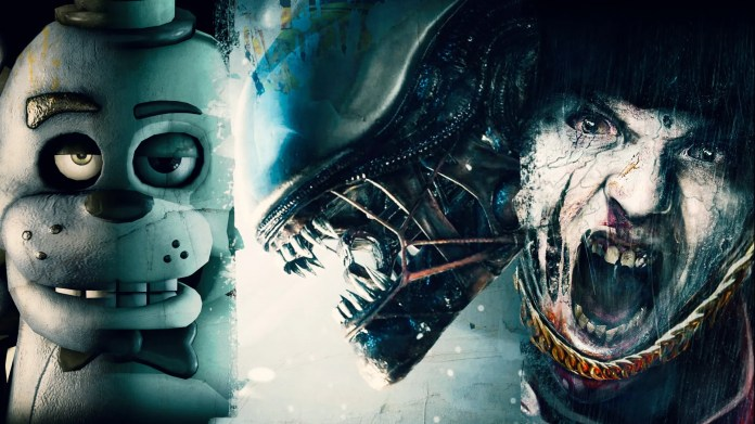 Top 10 Horror Video Games: Too Scary To Finish.