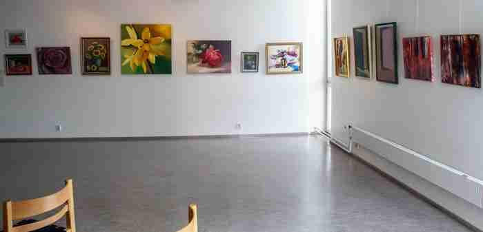 Oppilastöiden näyttely