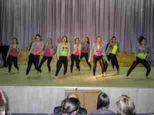 Tanssiryhmä Petroskoissa