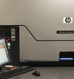 Impresión Digital Índigo
