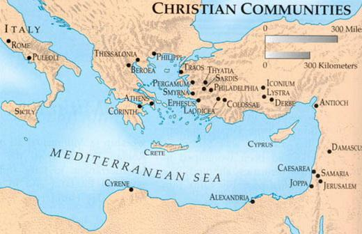 History The emergence of Christianity