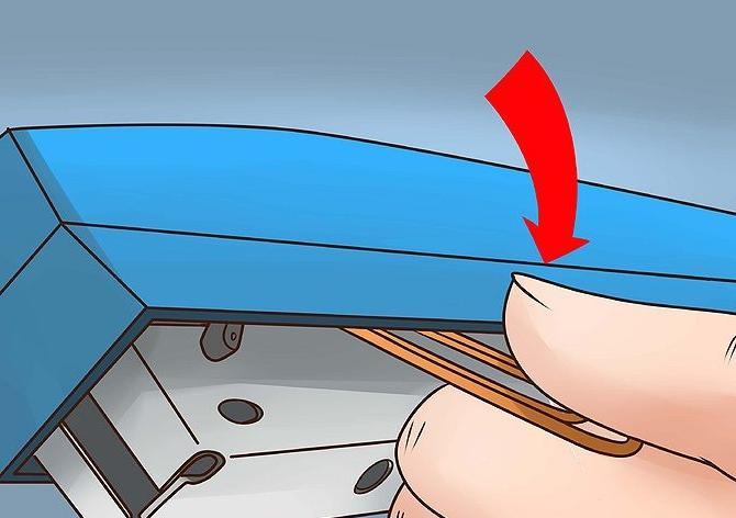 Come assemblare una cartoleria per cucitrice