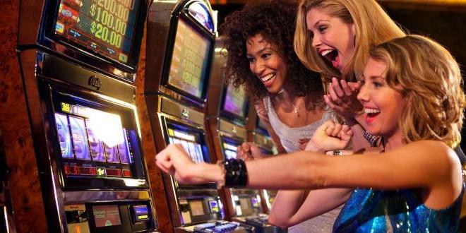So spielen Sie Slot-Maschinen