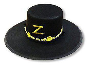 New Year's suit Zorro