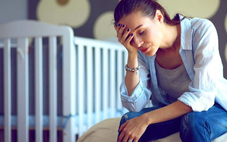 Послеродовая депрессия - 4