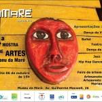 Cartaz - 4ª Mostra de Artes - 06/10/12