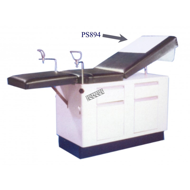 rouleau de papier lisse pour table d examen medical 46 cm x