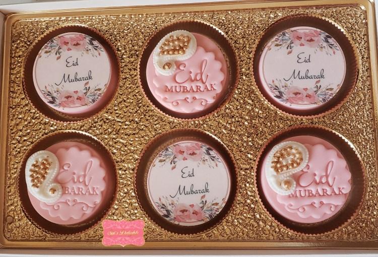 Pink Eid giftbox