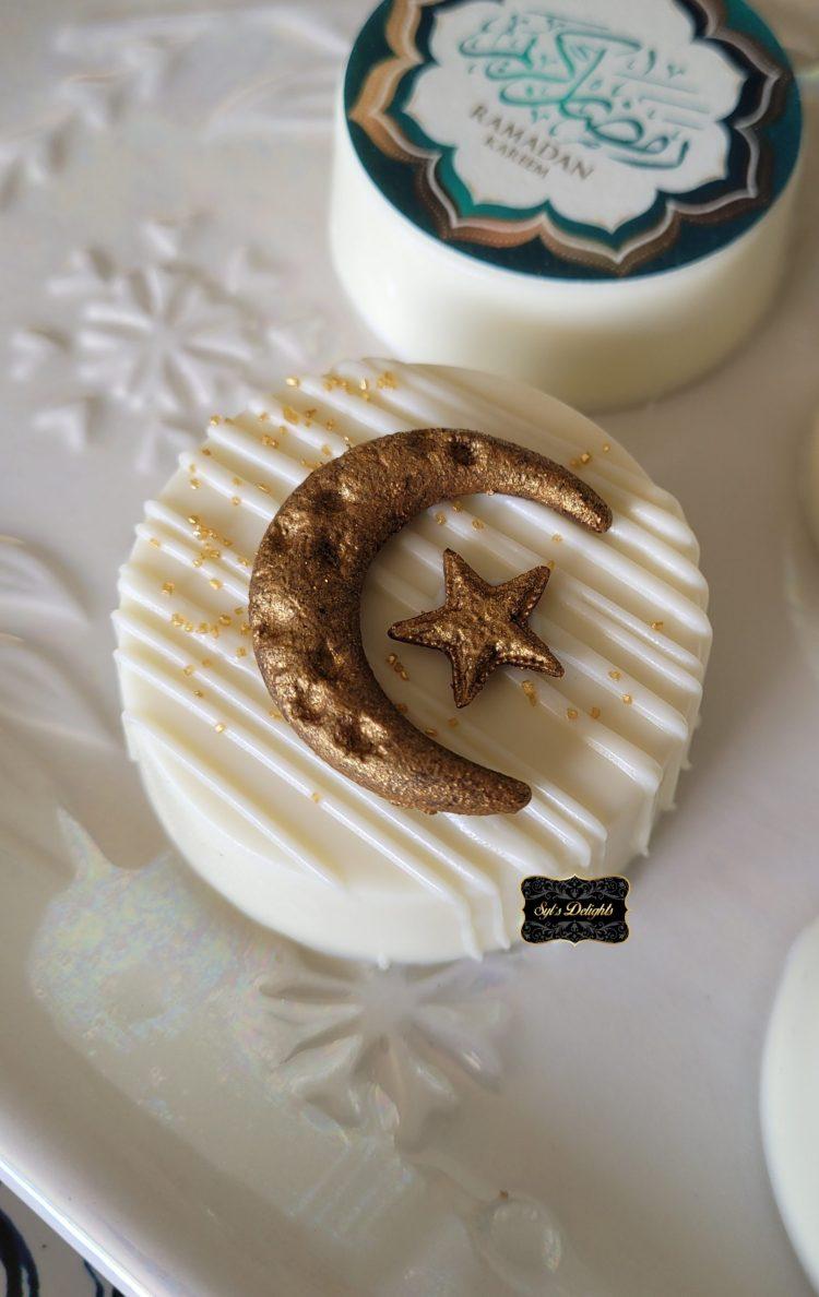 Eid White giftbox