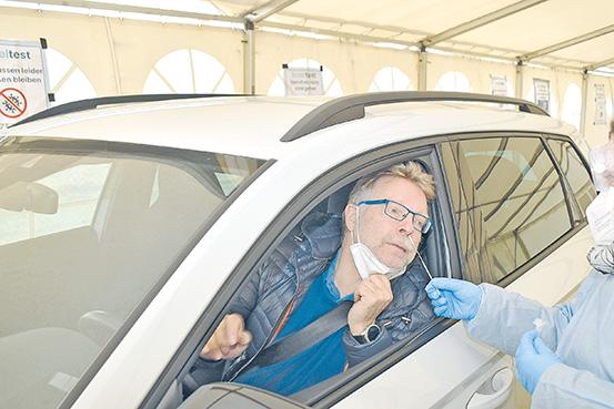 Drive-In-Nasenbohren
