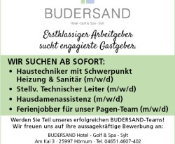 BUDERSAND Hotel- Gold & Spa - Sylt