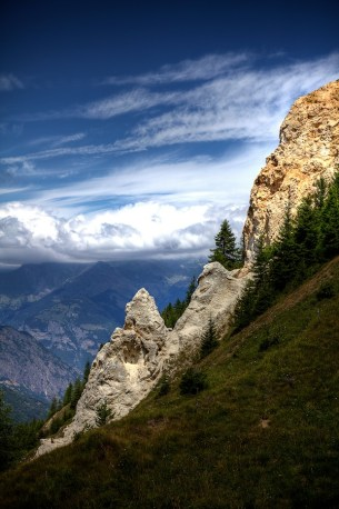 Ballade en haute montagne Savoie 4