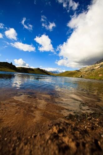lac Ballade en haute montagne Savoie 3