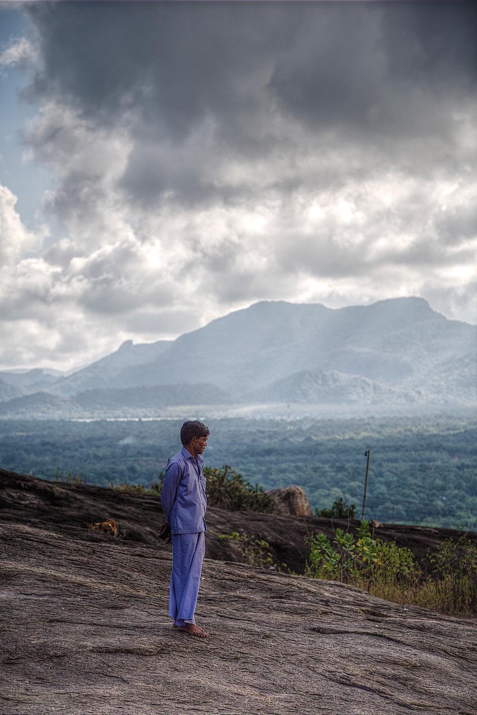 Portrait du Sri Lanka