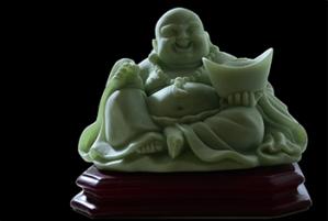 bouddha smile