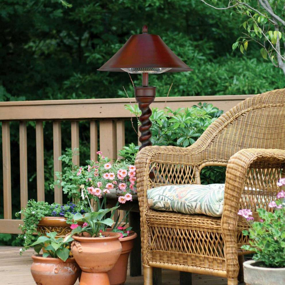 winter guide to outdoor patio heating
