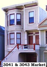 1969- Leslie & Market Street, San Francisco