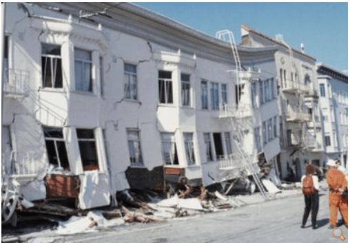 1989- Earthquake!