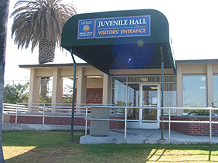 1967- Juvenile Hall