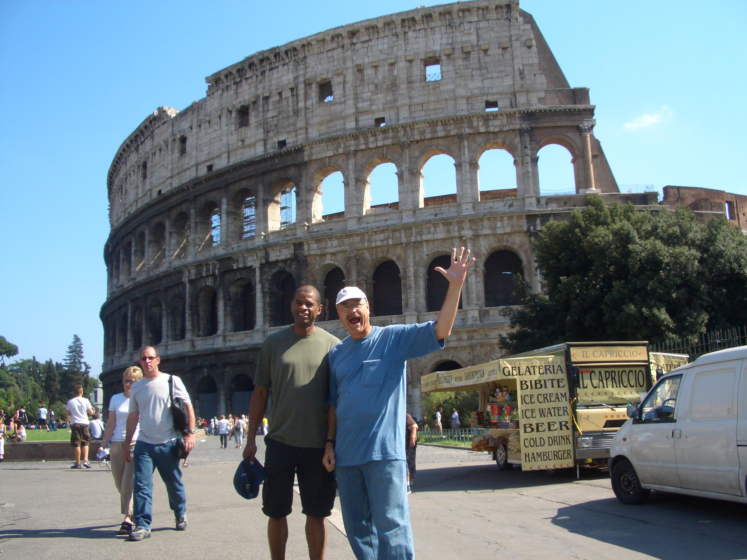 2005-5. Europe- Rome