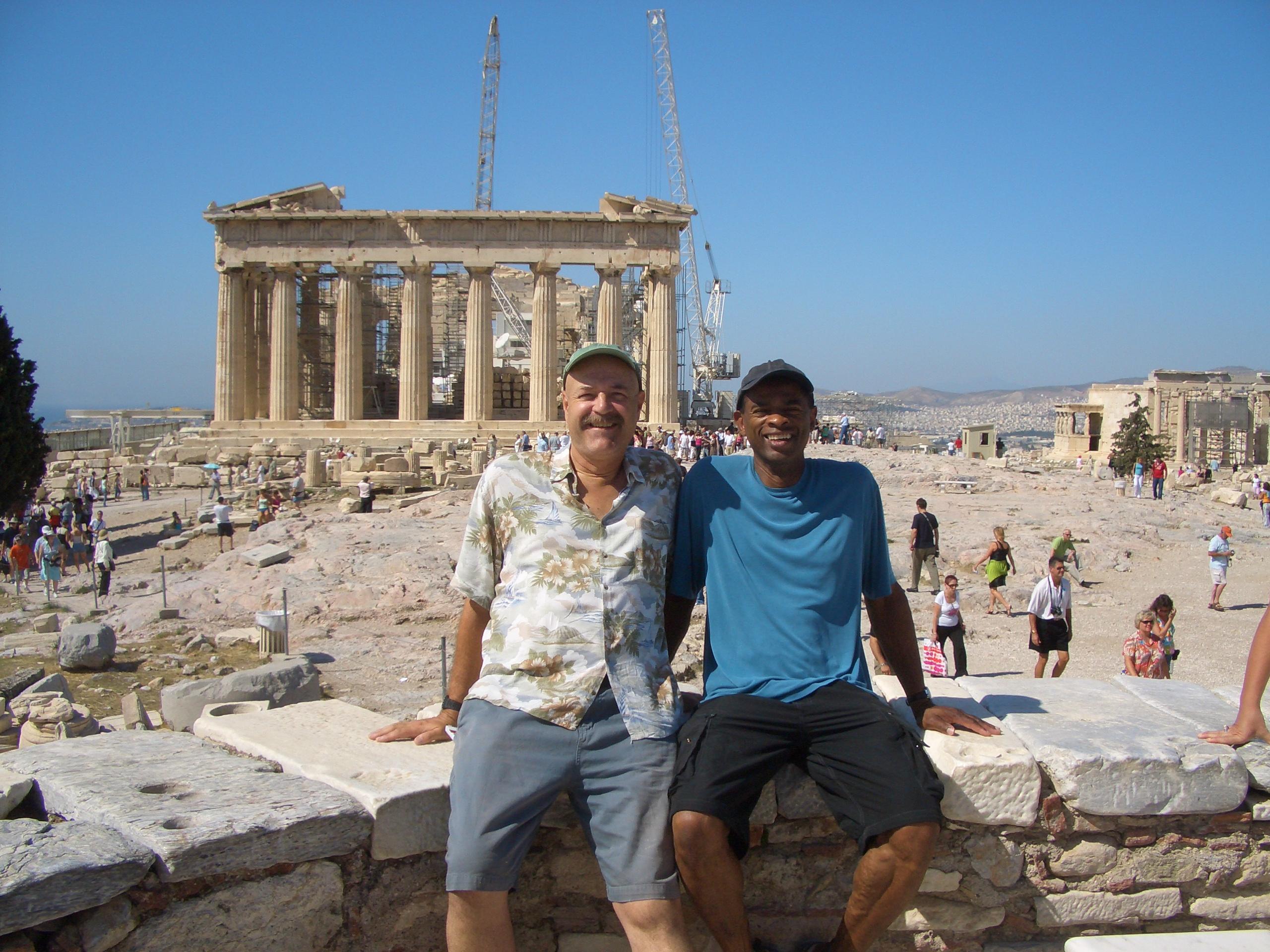 2005-6. Europe- Athens