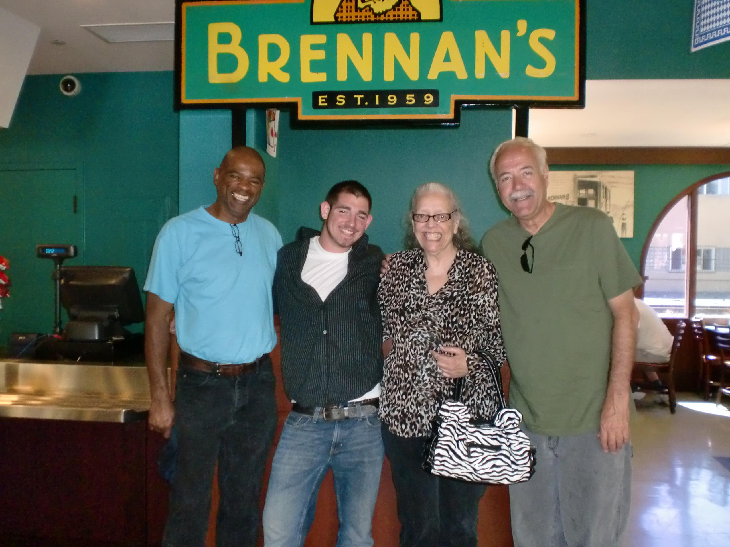 2011-6. August- Darlene and Sean's Visit