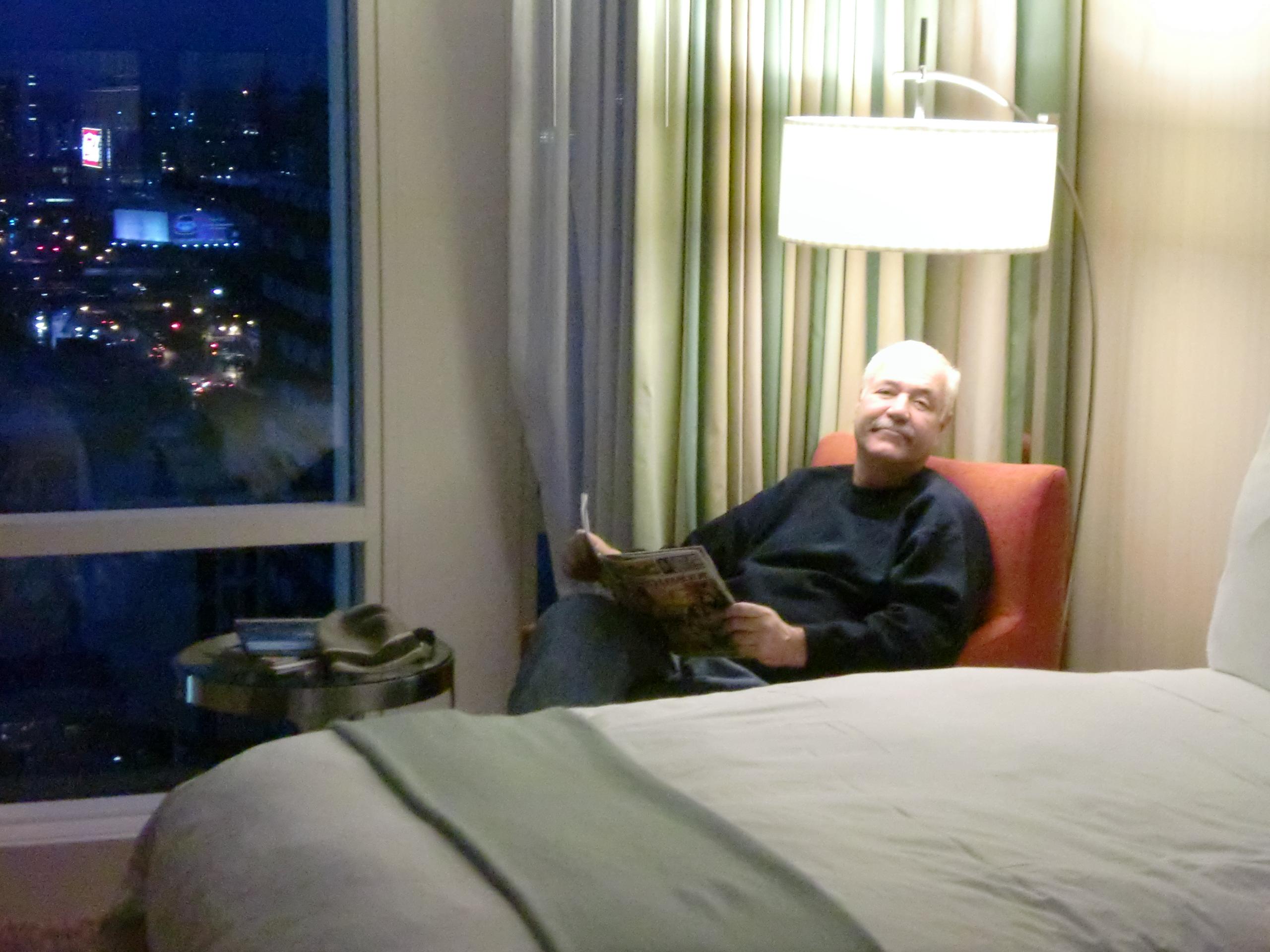 2011-1. Feb. My Fabulous 60th Birthday Weekend