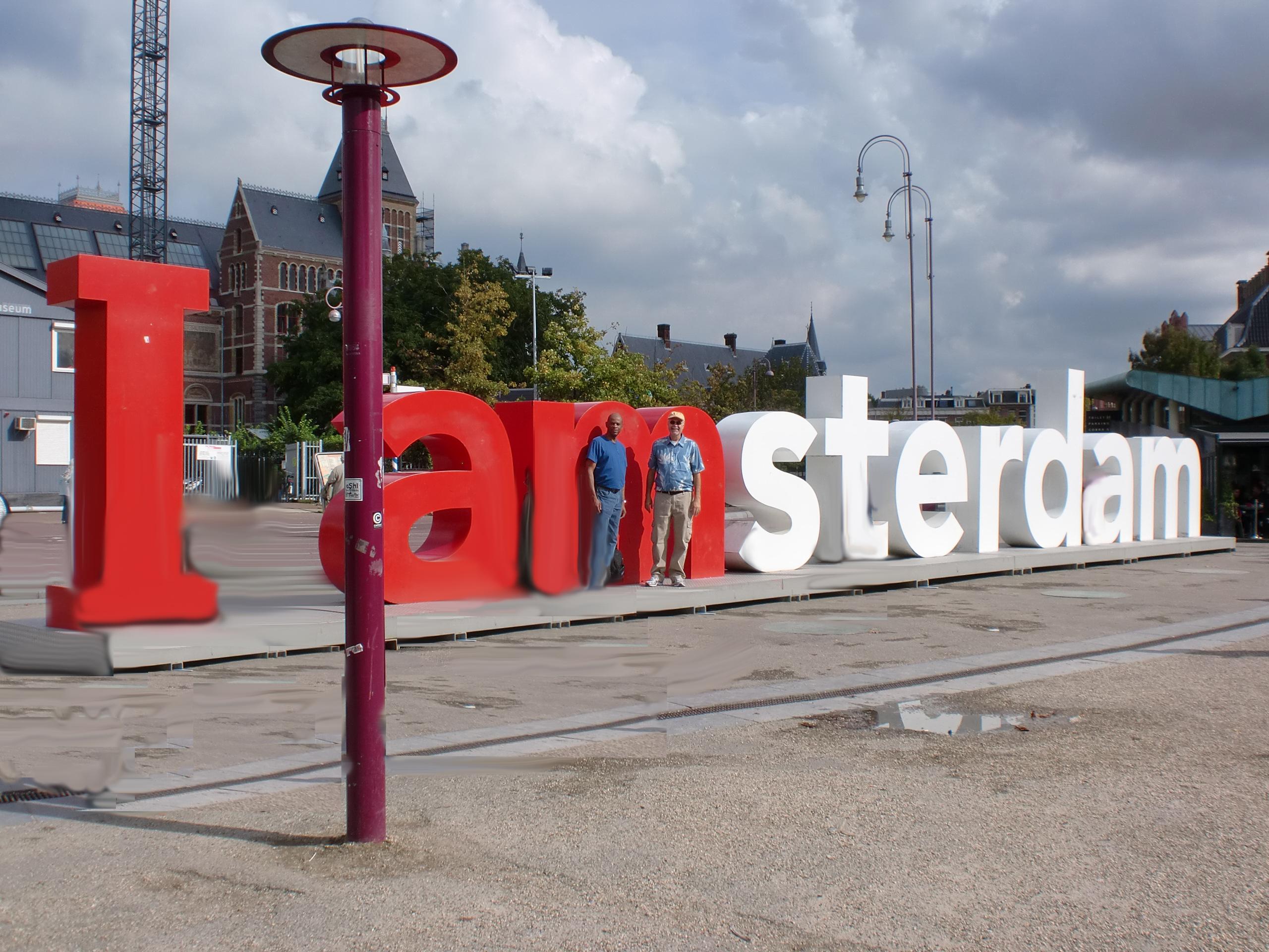 2010-1. Europe- Amsterdam