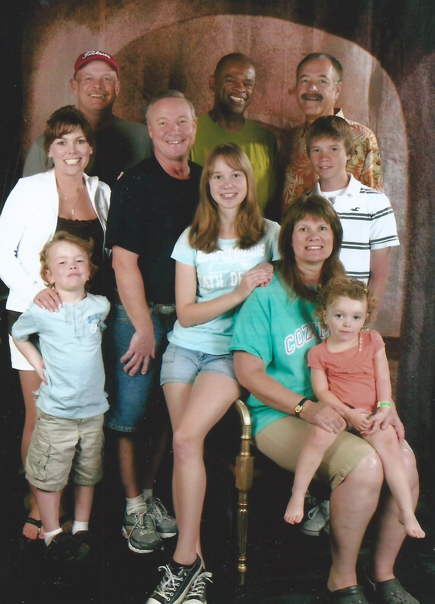 2009- Carnival Valor Cruise with Family