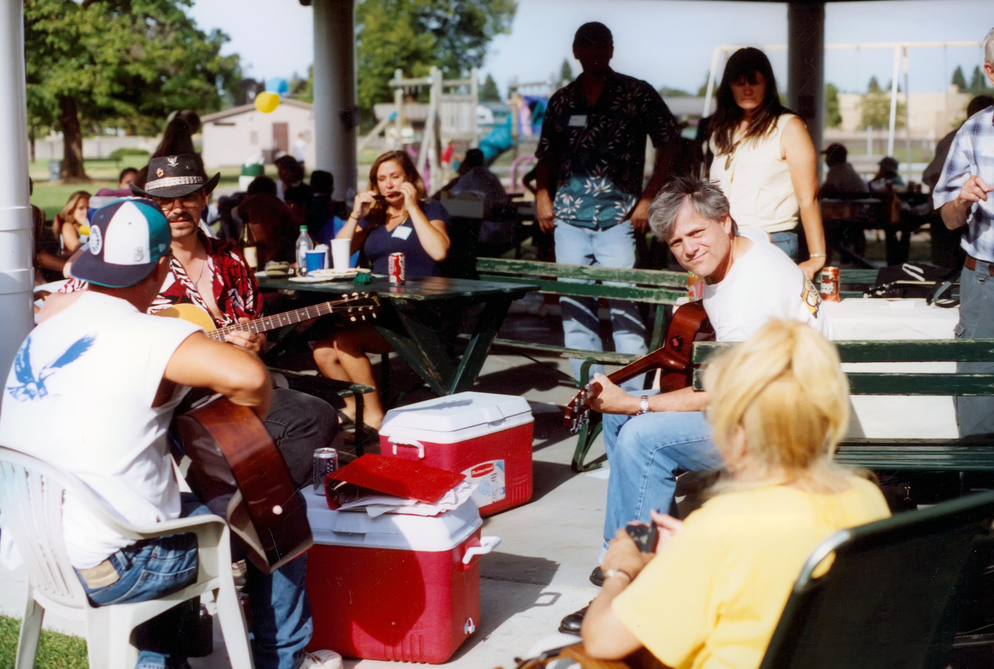 2004- Walling Family Reunion in Spokane