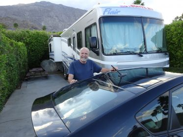 2016- April- Palm Springs RV Adventure
