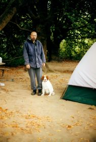 1998- Camping at Russian River