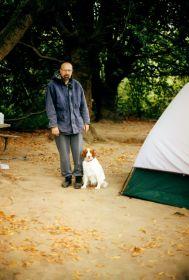 1998- Camping at Russian River