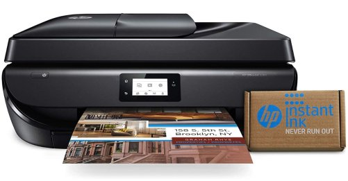 HP OfficeJet 5260 Printing Quality