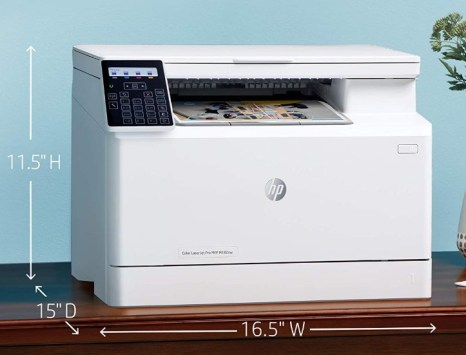 HP Color LaserJet Pro M182nw Design