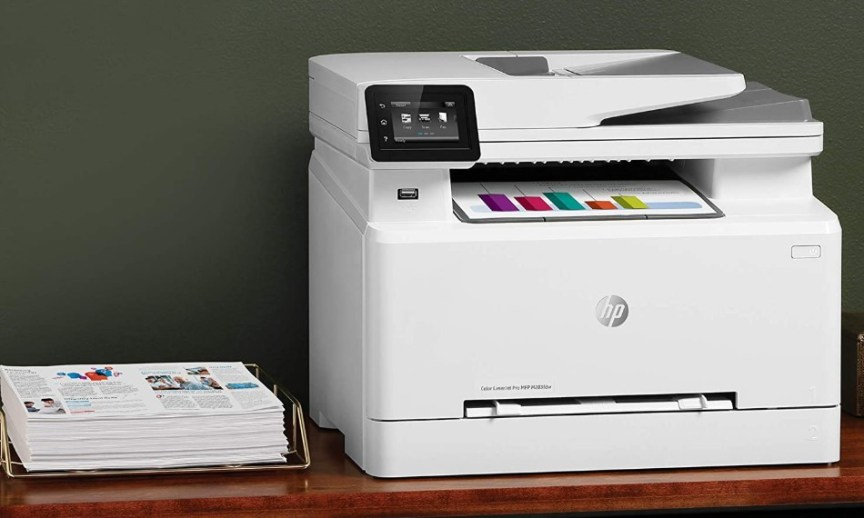 HP Color LaserJet Pro M283fdw Review