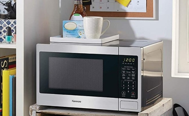 Kenmore 70932 0.9 cu. ft. Compact Countertop Microwave Review