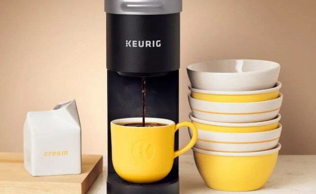 Keurig K-Slim Single-Serve K-Cup Pod Coffee Maker Review
