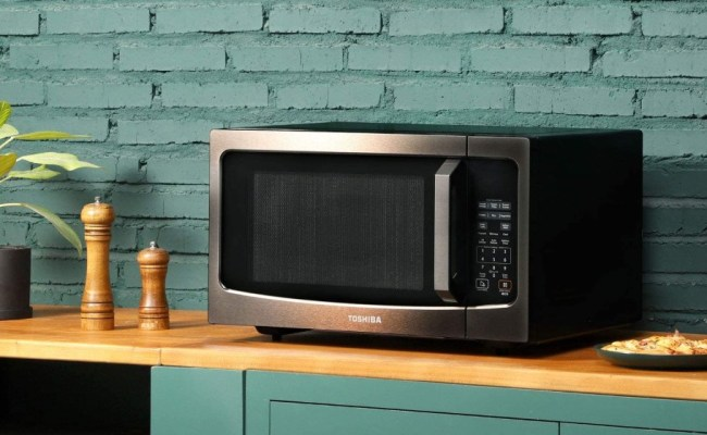 Toshiba ML-EM45P(BS) Countertop Microwave Review