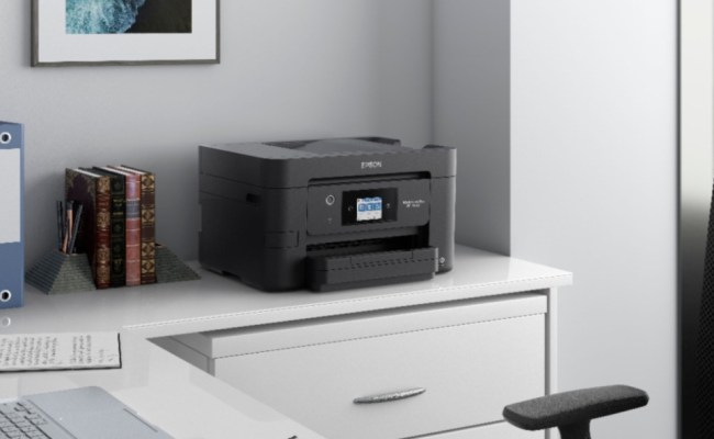 Epson WorkForce Pro WF-3820 Review