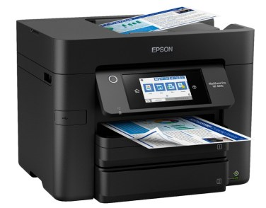 Epson WorkForce Pro WF-4830 Design and Layout