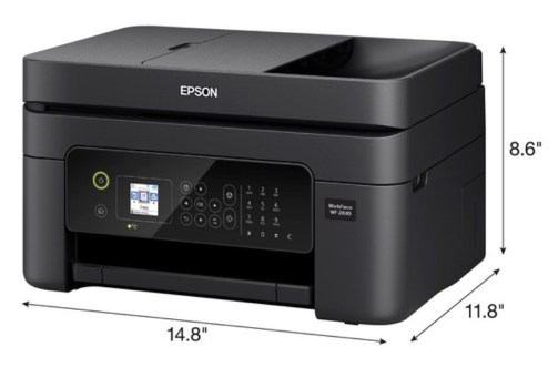 Epson WorkForce WF-2830 Design