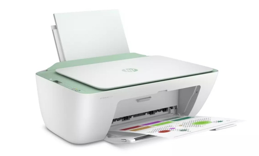 HP DeskJet 2722 Review